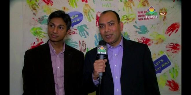 Annual Holi Celebrations 2017 TV Asia Coverage