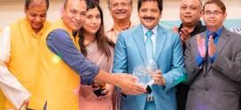 BJANA Honors Padma Bhushan Shri Udit Narayan
