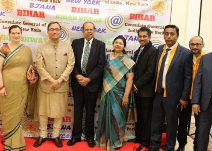 First ever Bihar Diwas Celebrations in collaboration with CGI-NY
