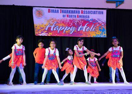 Annual Holi Celebrations 2018