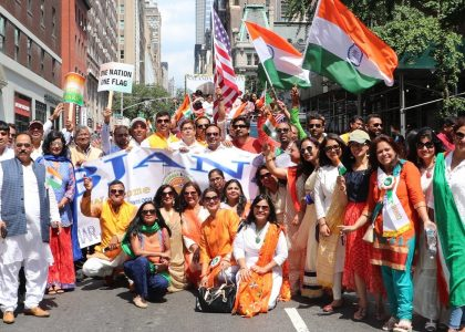 FIA India Day Parade 2019